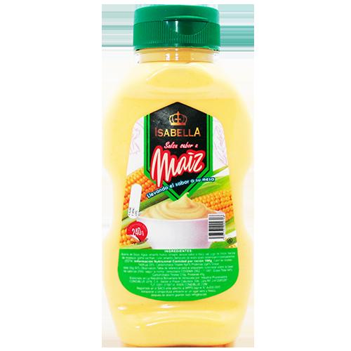 Salsa Maiz Isabella